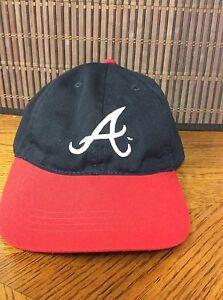 Headtotoe Boyshead Gear Hat One Size A Atlanta Braves  92 B