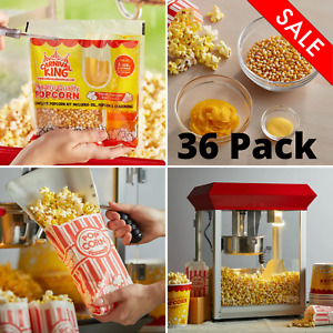 Kit Corn Oil Popcorn Portion Packets Packs 6 Oz. (36 Pack) Butterfly Butter New