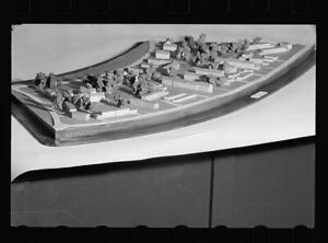 Photo:Models,miniatures,reconstruction,buildings,toys,tables,1935 4 2742