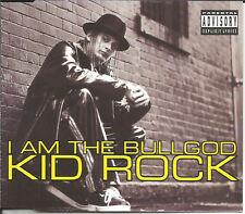 KID ROCK I am the Bulldog w/ RARE EDIT Europe CD Single SEALED USA seller  1998