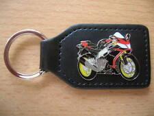 Portachiavi Aprilia RSV 4 R / RSV4R Nero/Rosso Moto Art. 1155