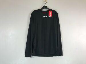 CCM Herren T-Shirt Team Pique SR