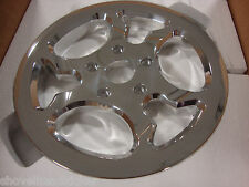 "2008 BIG DOG K-9 POLISHED REAR DRIVE PULLEY TEFLON COATED 65 TOOTH 1 1/8"" BELT"