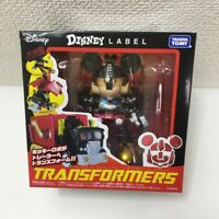 TAKARA TOMY Transformers Disney Label Mickey Mouse Trailer Standard Figure F/S