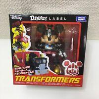 TAKARA TOMY Transformers Disney Label Mickey Mouse Trailer Standard Figure F/S
