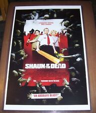 Shaun of the Dead 11X17 Horror Movie Poster
