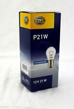 10x P21W Hella 12V 21W Bremslicht Glühlampe Rücklicht Lampe  BA15s