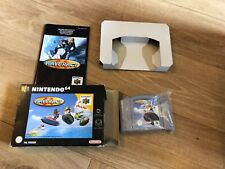 Nintendo 64 / N64 Game - WAVE RACE - BOXED In Very Good Condition