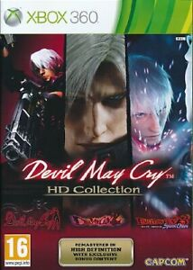 Devil May Cry HD Collection - Xbox 360 - Brand New & Sealed