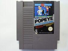 The Original Popeye  (Loose)  - Nintendo NES