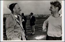 1956 JEUX OLYMPIQUES MELBOURNE Sport Kuz (URSS) Stephens (Australia) Olympique Jeu