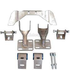 CXRacing Engine Transmission Mount Swap Kit For 240Z 260Z 280Z RB20DE RB25DET