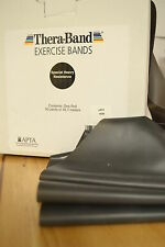 Thera-Band Exercise Band, 50 Yard - Special Heavy-Black   ( Free Shipping !)