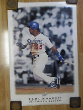 MLB Baseball Poster RAUL MONDESI L.A. Los Angeles Dodgers ~ Diamond Classic