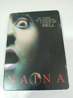 Naina 20 yEARS OF dARKNESS - DVD Steelbook DEUTSCH hINDI - GERMAN EDITION - AM