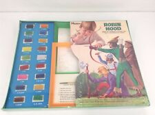 Hasbro Robin Hood Paint by Number - Vintage 1969 - New Sealed