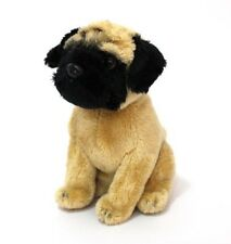 CUDDLY CRITTERS PLUSH PUG DOG RUBY JNR 15cm STUFFED ANIMAL SOFT TOY - BNWT