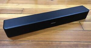 Bose Solo 5 TV Sound System Black Bluetooth Sound Bar