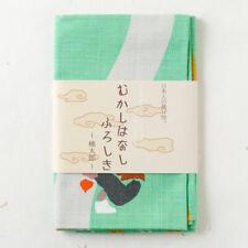 75cm Furoshiki Japanese Cotton Fabric Wrapping Cloth Cute Folklore Pattern Kyoto