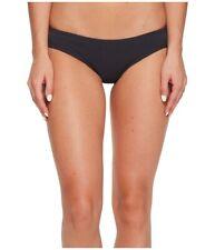 Billabong Womens Swimwear Black Sands Medium M Cheeky Bikini Bottom $45 936