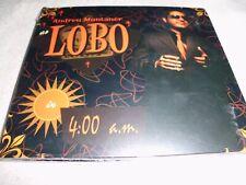 ANDREU MUNTANER - LOBO  -  CD OVP