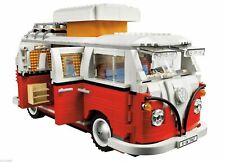 LEGO Volkswagen T1 Camper Van (VW Bus) 10220 New Sealed Set MISB