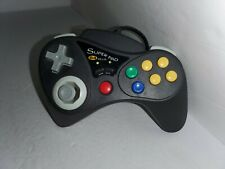 INTERACT SUPERPAD 64 PLUS CONTROLLER GAMEPAD FOR N64 NINTENDO 64 TESTED D25
