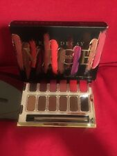 URBAN DECAY  VICE Blackmail Lipstick Palette  Limited Edition  W/Receipt