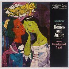 STOKOWSKI: Prokofieff Romeo & Juliet RCA VICTOR OrigLM-2117 NM- Vinyl LP