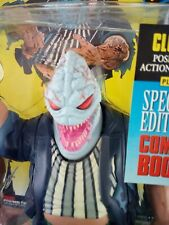 Spawn Clown Action Figure with Comic Book & Violator Monster Head McFarlane