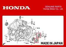 GENUINE HONDA TRANSMISSION GEARBOX BEARINGS CIVIC TYPE R EP3 INTEGRA DC5 K20A