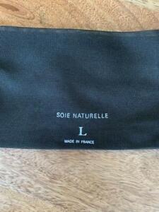 $75 NWT GREEN FRENCH SILK dress SOCKS for ALAN FLUSSER CUSTOM SHOP sz L