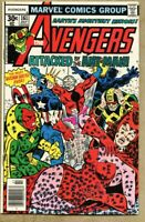 Avengers #161-1977 fn 6.0 Ant-Man George Perez / Jim Shooter Ultron