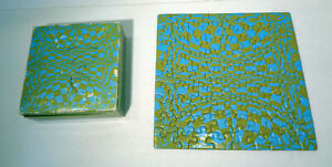 Vintage 1970 Springbok Levitation Mini Jigsaw Puzzle by David A. Welty!