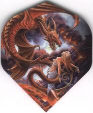 The Dragon and His Prey Dart Flights: 3 per set