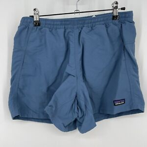 "Patagonia Baggies 5"" Womens Size S Blue Shorts Beach Swim"