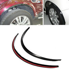 Autos Fender Flare Wheel Lip Protector Car Wheel Arch Moulding Trim Decor Strips