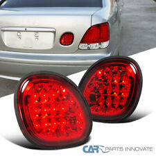98-05 For Lexus GS300 GS400 GS430 Red LED Brake Lamps Trunk Lights Left+Right