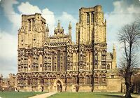BR76388 wells cathedral somerset  uk