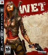 *NEW* Wet - PS3