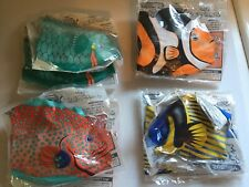 Subway Sea Splashers Set Of 8 Perfect New 2 Of Each Fish