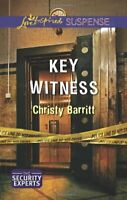 Complete Set Series - Lot of 3 Security Experts books by Christy Barritt