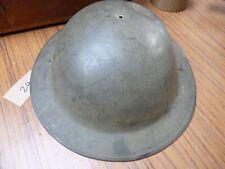 More details for ww2 british army brodie helmet