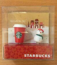 Taiwan  Starbucks 2012 phone & digital 3.5mm dust stopper 2 in one box
