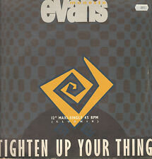 MONETTE EVANS - Tighten Up Your Thing - Dance Pool
