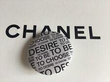 Chanel Paris Gabrielle Insignia De Accesorios Nuevo