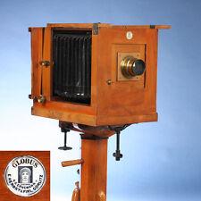 Antike Holzkamera