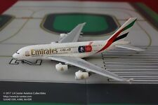 Gemini Jets Emirates Airways Airbus A380 in FA Cup Color Diecast Model 1:400
