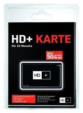 HD+ Karte für 12 Monate (Keine Vertragsbindung)