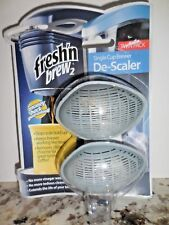 Fresh'n Brew 2 Single Cup Brewer De-Scaler Twin Pack Coffee Maker Cleaner